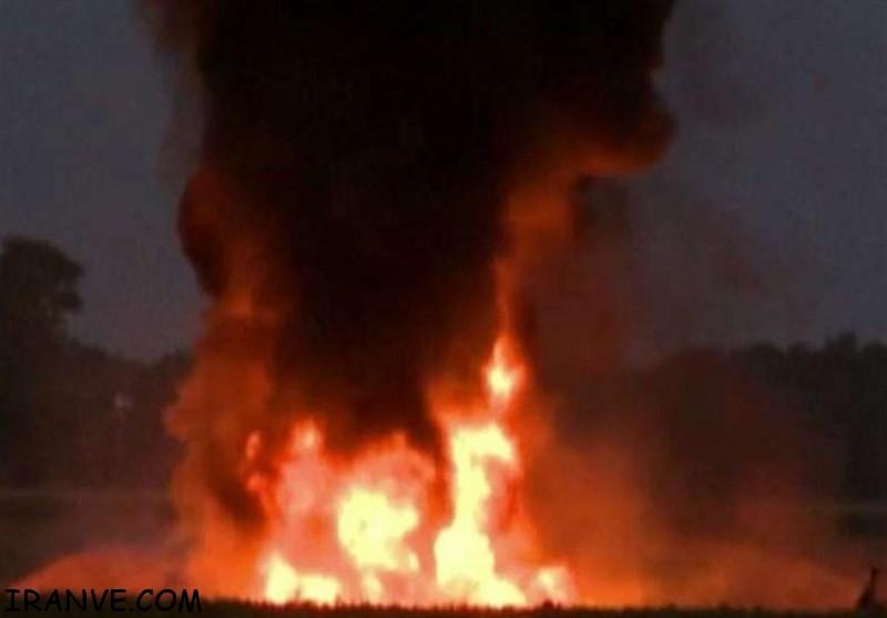 سقوط هواپیمای مسافربری تهران _ یاسوج در سمیرم