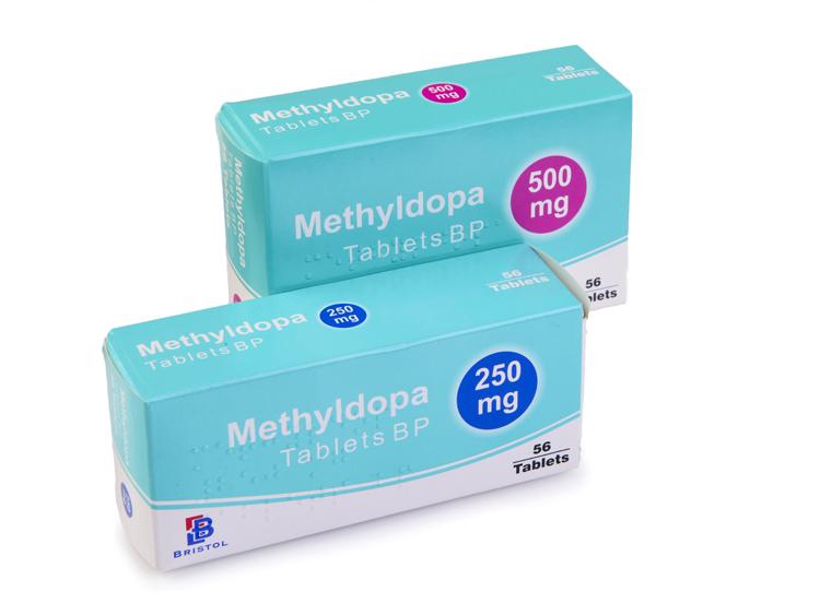 متیل دوپا و بارداری و متیل دوپا در شیردهی