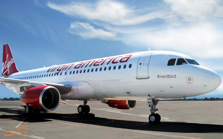 لوگو هواپیما