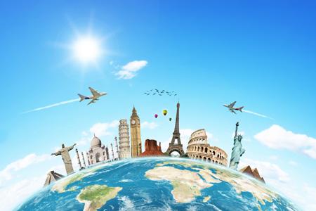 سفر به بهترین مکان های گردشگری جهان که یک گردشگر مشهور پیشنهاد میکند