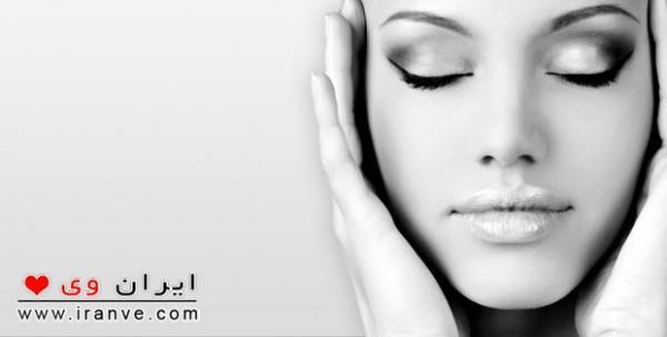 از بین بردن جوش و صاف شدن پوست صورت