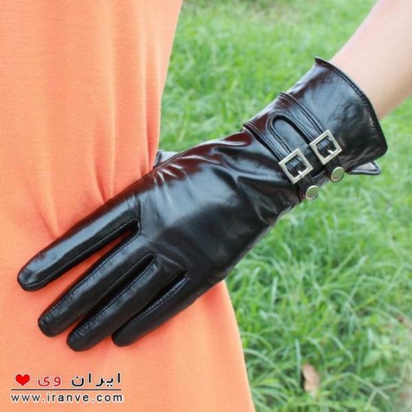 زیباترین مدل جدید دستکش های زنانه
