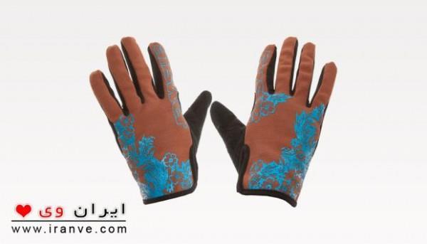 دستکش دخترانه زمستانی