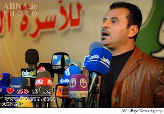 عکس سهیل الدلیمی خبرنگار عراقی که به دست داعش اعدام شد