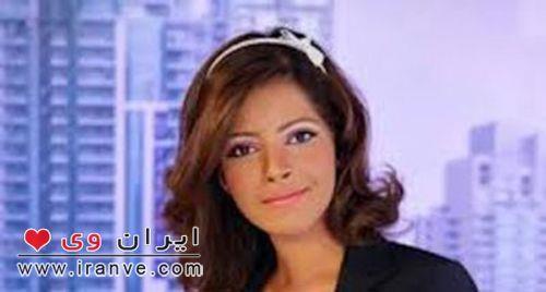میساء العمودی خبرنگار سعودی در حال رانندگی