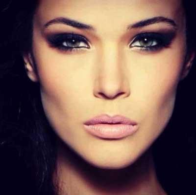 عکس آرایش جذاب زنان