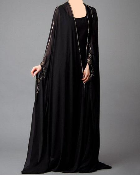 لباس عربی 2015,مدل مانتو عربی