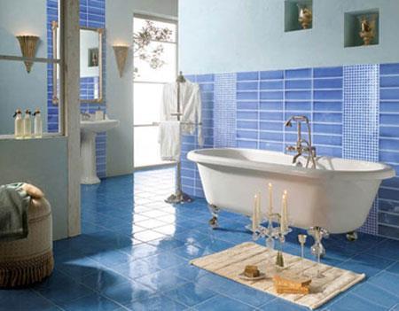 عکس مدل های زیبا و جدید برای الگوی طراحی دکوراسیون حمام