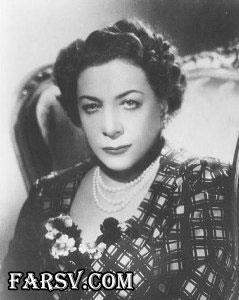 آخرین همسر رضا شاه