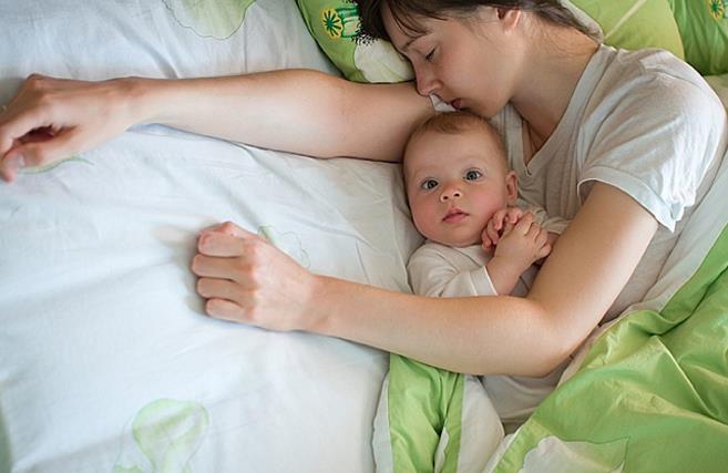 دعا برای بی خوابی کودک