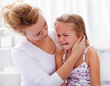 گوش درد کودک, علت گوش درد کودک