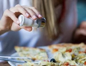 نمک, عوارض مصرف زیاد نمک, مضرات مصرف زیاد نمک