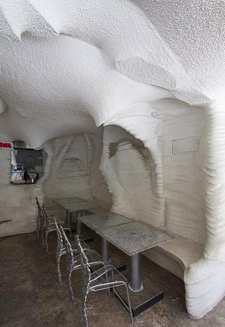 رستوران نمکی, رستورانی از جنس نمک, عجیب ترین رستوران ها