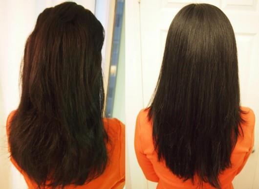 آموزش روش صاف کردن مو با استفاده از صاف کننده و تثبیت کننده