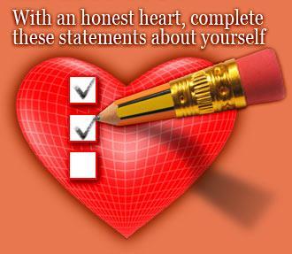 آزمون و تست سنجش عشق برای تمام عاشقان دنیا