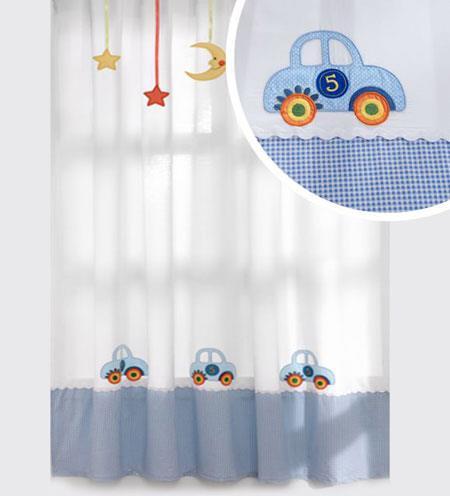 مدل پرده اتاق کودک,پرده اتاق کودک