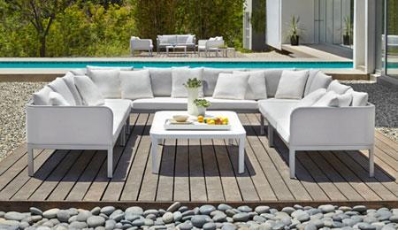 میز و صندلی حیاط,مبلمان فلزی شیک