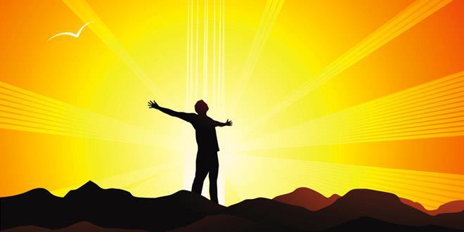 مثبت فکر کنید تا مستقیم به سمت موفقیت پیش بروید