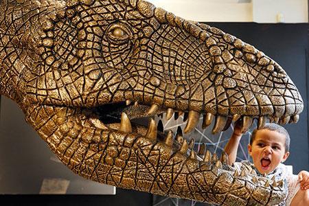عکسهای جالب,تصاویر دیدنی, دایناسور