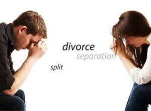 از کجا بفهمیم باید طلاق بگیریم یا زندگی با او ادامه دهیم؟