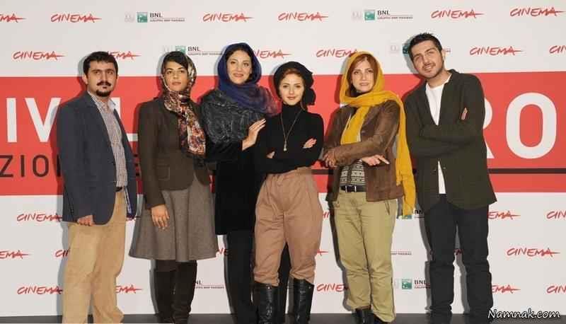 عکسهای بازیگران زن در خارج از کشور