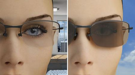 عینک آنتی رفلکس کامپیوتر,آنتی رفلکس,شیشه عینک آنتی رفلکس