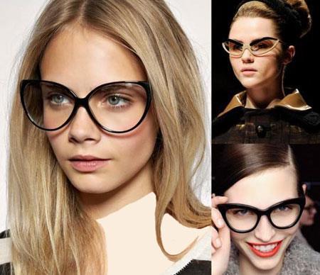 عینک دخترانه,عینک زنانه