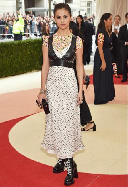 لباس های ستارگان هالیوودی در مراسم مت گالا,مدل لباس در مراسم مت گالا Met Gala 2016