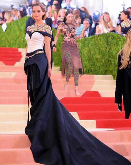 جدیدترین لباس ستارگان هالیوودی,تصاویری از مراسم Met Gala 2016