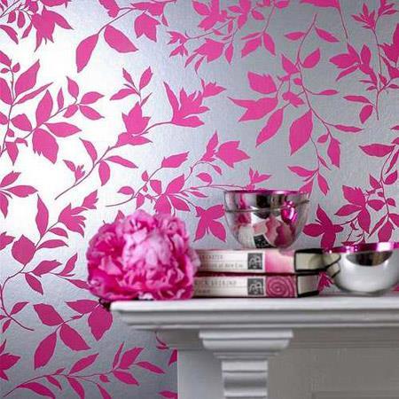 کاغذ دیواری مدرن, طرح های کاغذ دیواری, تزیین دیوار خانه