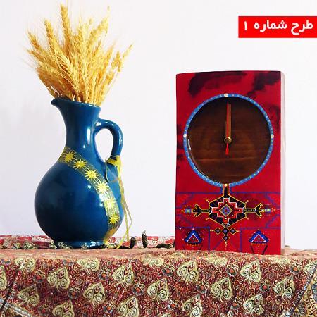ساعت رومیزی سنتی ترنج