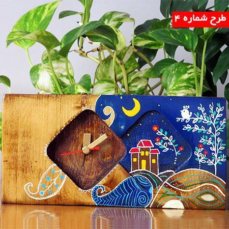 خرید اینترنتی ساعت رومیزی سنتی ترنج