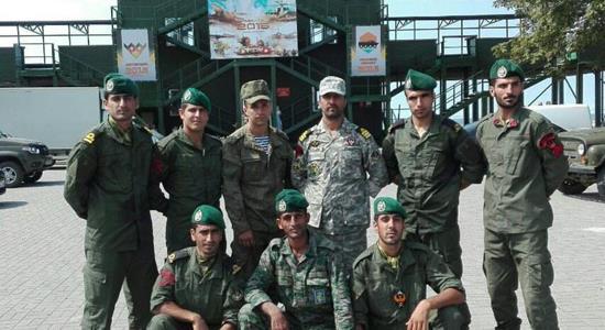 آمادگی تکاوران ایرانی برای مسابقات جهانی/ از