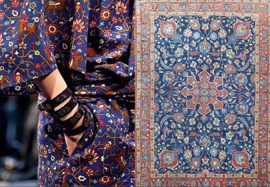 رنگ هایی که در جهان به ایرانی شناخته می شوند