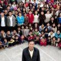 این مرد با ۳۹ همسر پر جمعیت ترین خانواده دنیا را دارد