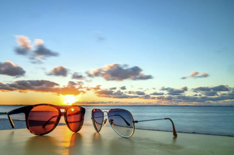 جدیدترین مدل عینک آفتابی برندهای معروف ساخت عینک
