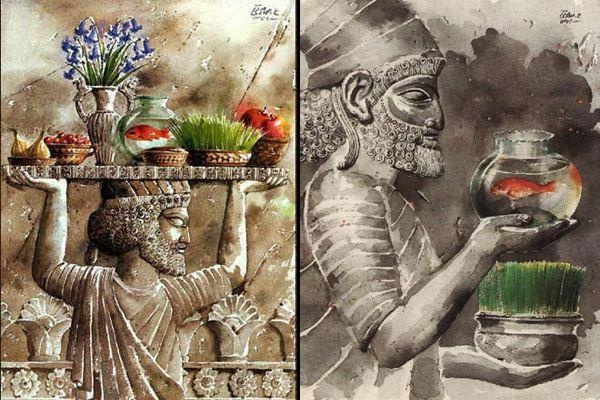 تاریخچه و اطلاعات کامل در مورد عید باستانی نوروز ایرانیان