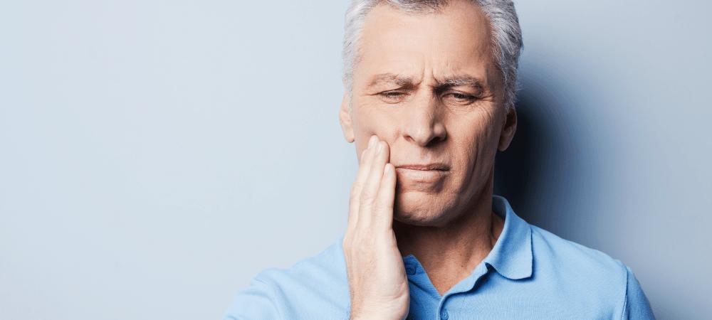 دندان درد شدید بعد از عصب کشی