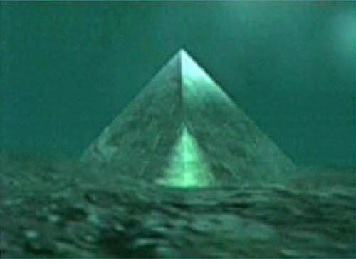 معماهای حل نشده توسط علم-اهرام مثلث برمودا