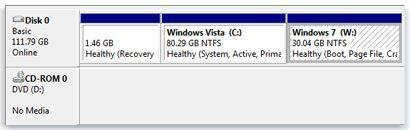 چطور در کامپیوترهایی که چند ویندوز دارد یکی را حذف کنیم