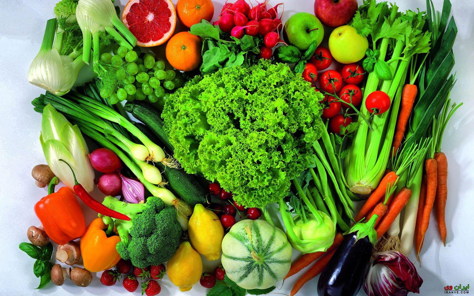 میوه و سبزیجات افزایش میل جنسی