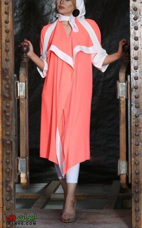 عکس مانتو مجلسی مدل 2017