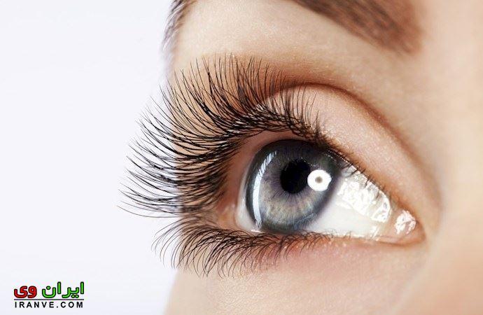 پرش پلک چشم و زدن نبض رگ زیر چشم درمان