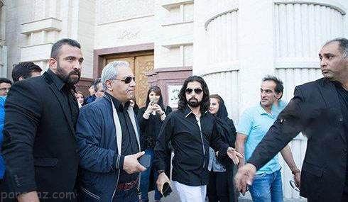 عکس مهران مدیری جدید