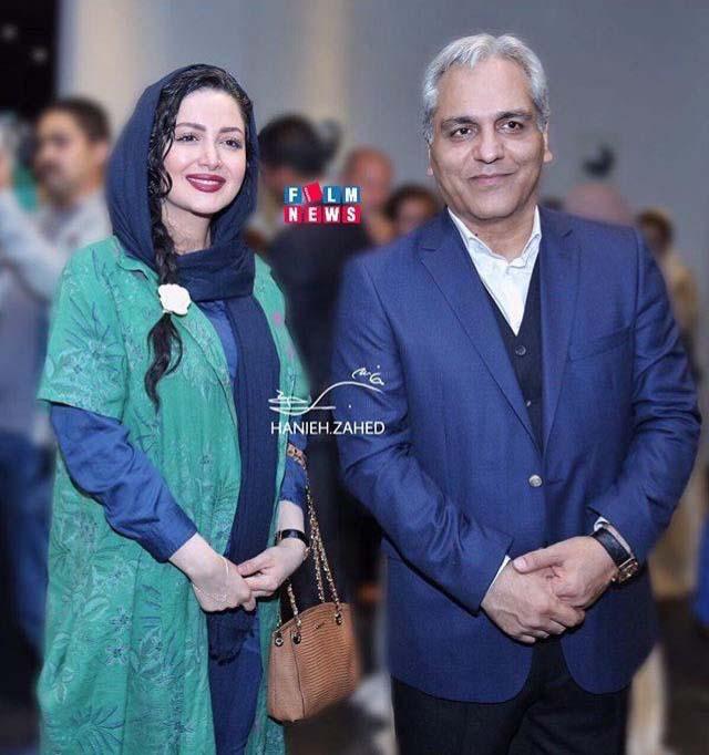 عکس های جدید مهران مدیری در اینستاگرام با شیلا خداد