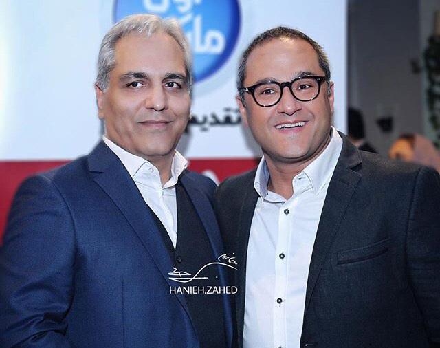 عکس های سریال جدید مهران مدیری با رامبد جوان