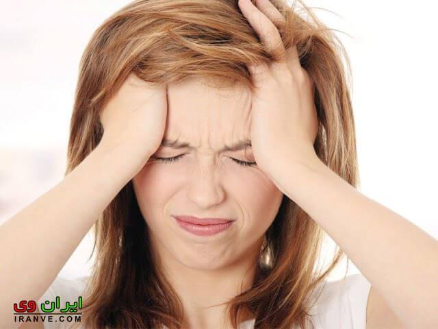 درمان سردرد بدون قرص