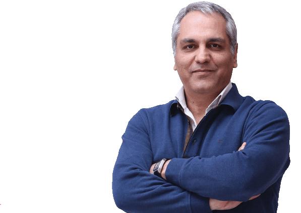 جدیدترین عکس از مهران مدیری