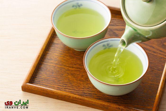 طبع چای سبز چیست؟