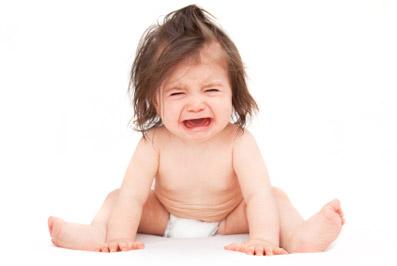 درمان یبوست نوزاد